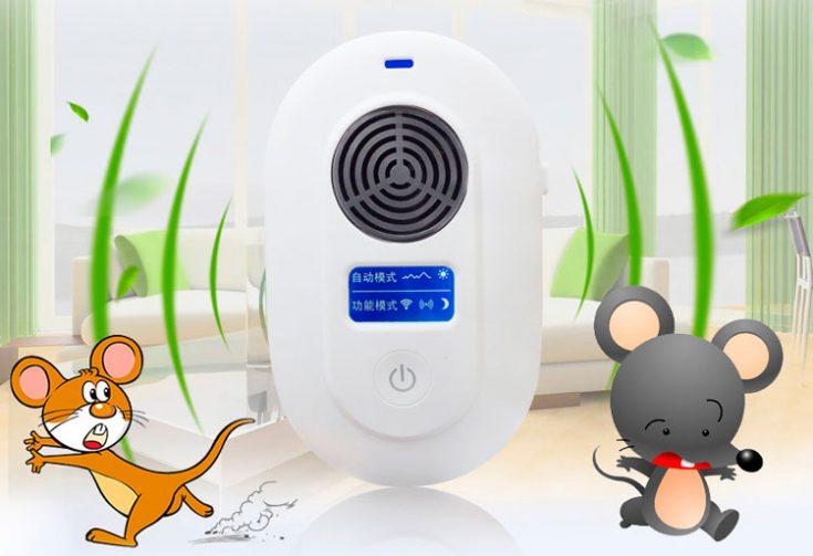 ультразвуковые отпугиватели мышей