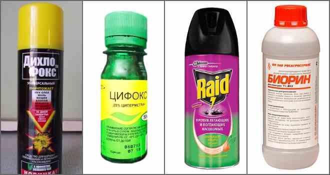 Химические средства борьбы