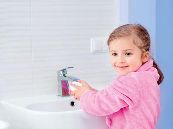 Профилактика появления глистов у детей