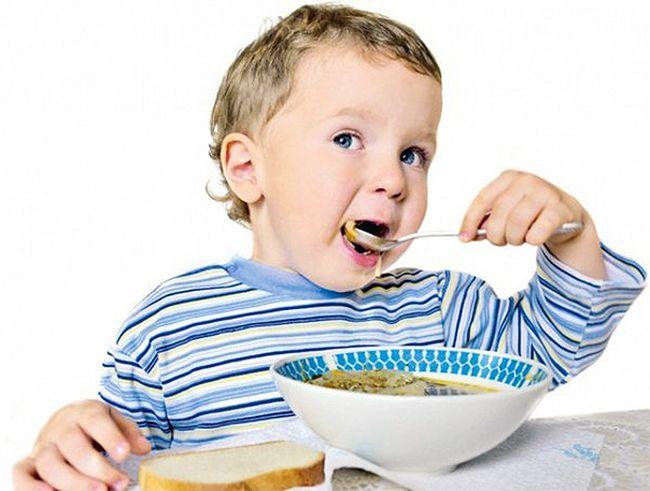 Правила питания в случае обнаружения глистов