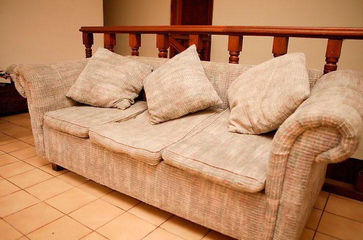 Как узнать, что в диване завелись клопы