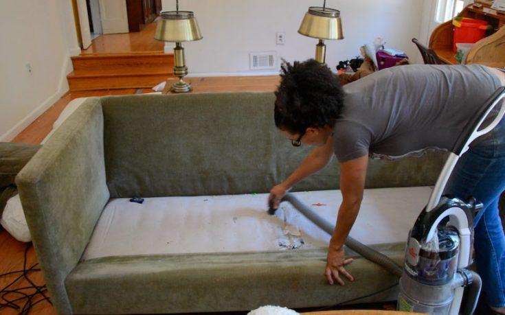 Эффективные способы борьбы с клопами в диване