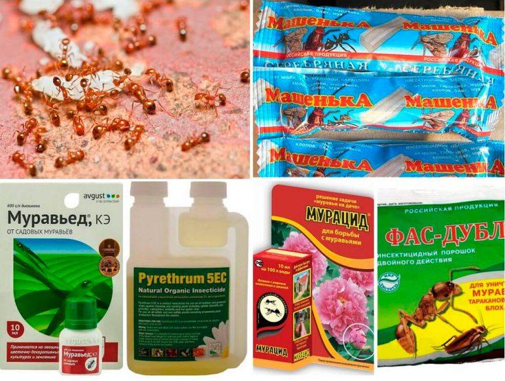 Применение химических ядовитых веществ